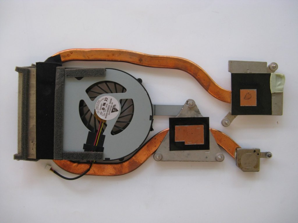 Ventilátor pro eMachines G730ZG