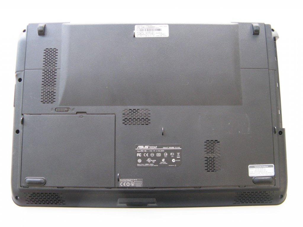 Spodní kryt pro Asus X5DAF