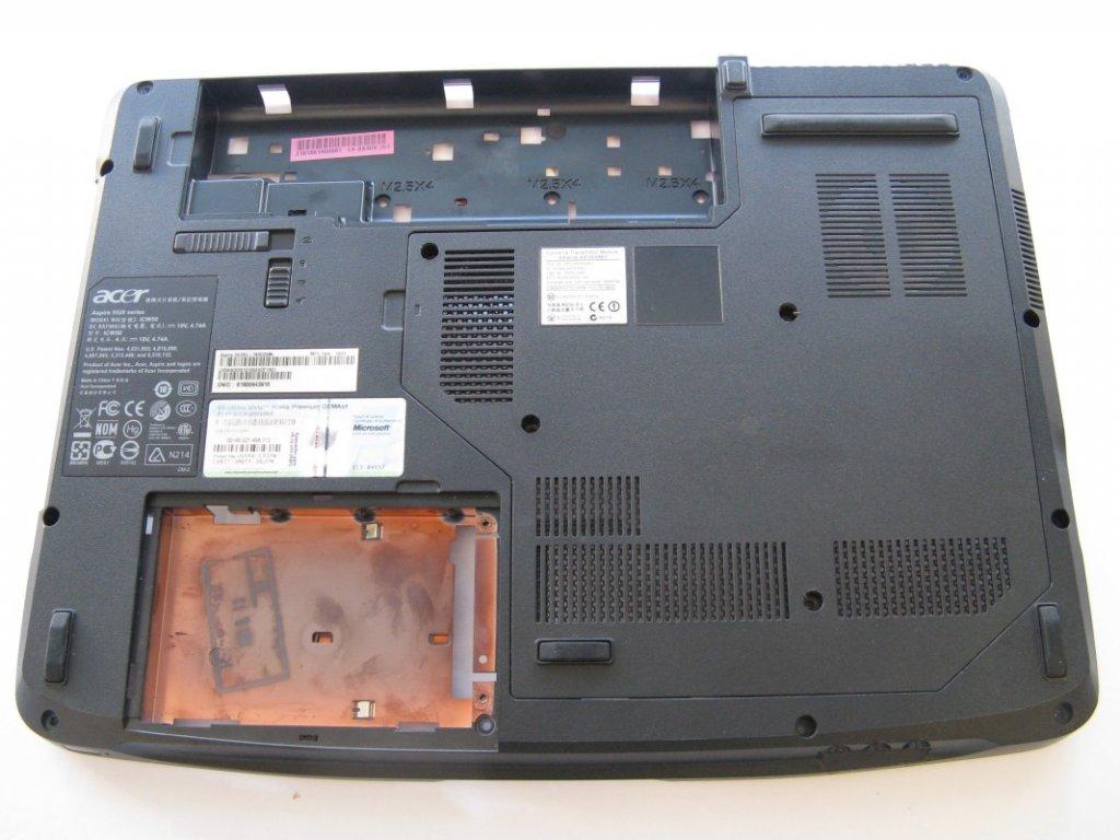 Spodní kryt pro Acer Aspire 5520
