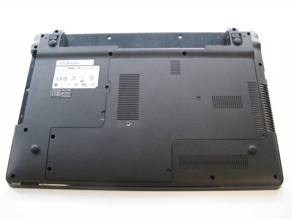 Spodní kryt pro MSI CR640