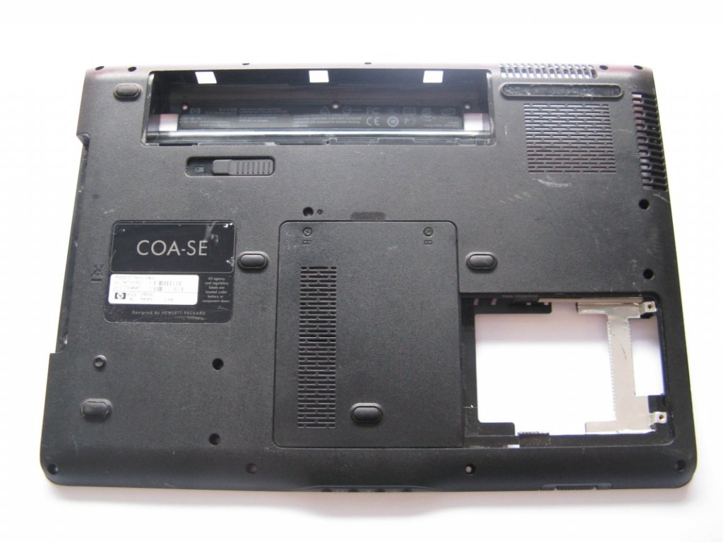 Spodní kryt pro HP Pavilion DV6500