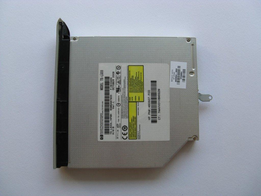 DVD vypalovačka pro HP Pavilion DV6-1320