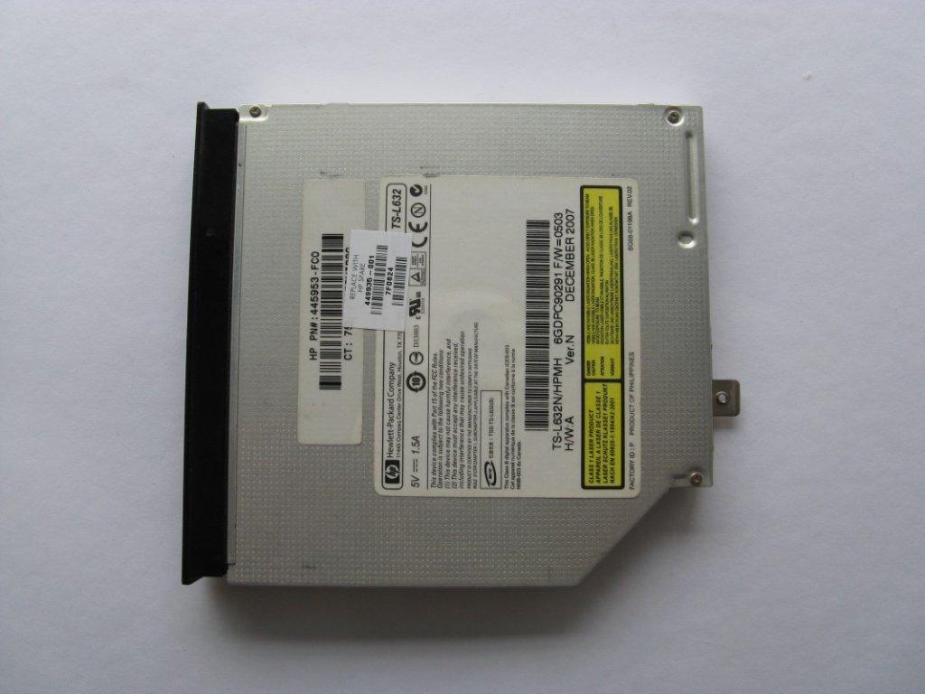 DVD vypalovačka pro HP Pavilion DV6700