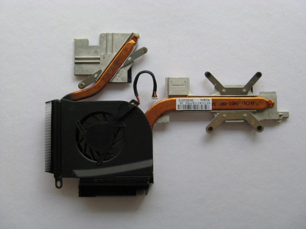 Ventilátor pro HP Pavilion DV6700