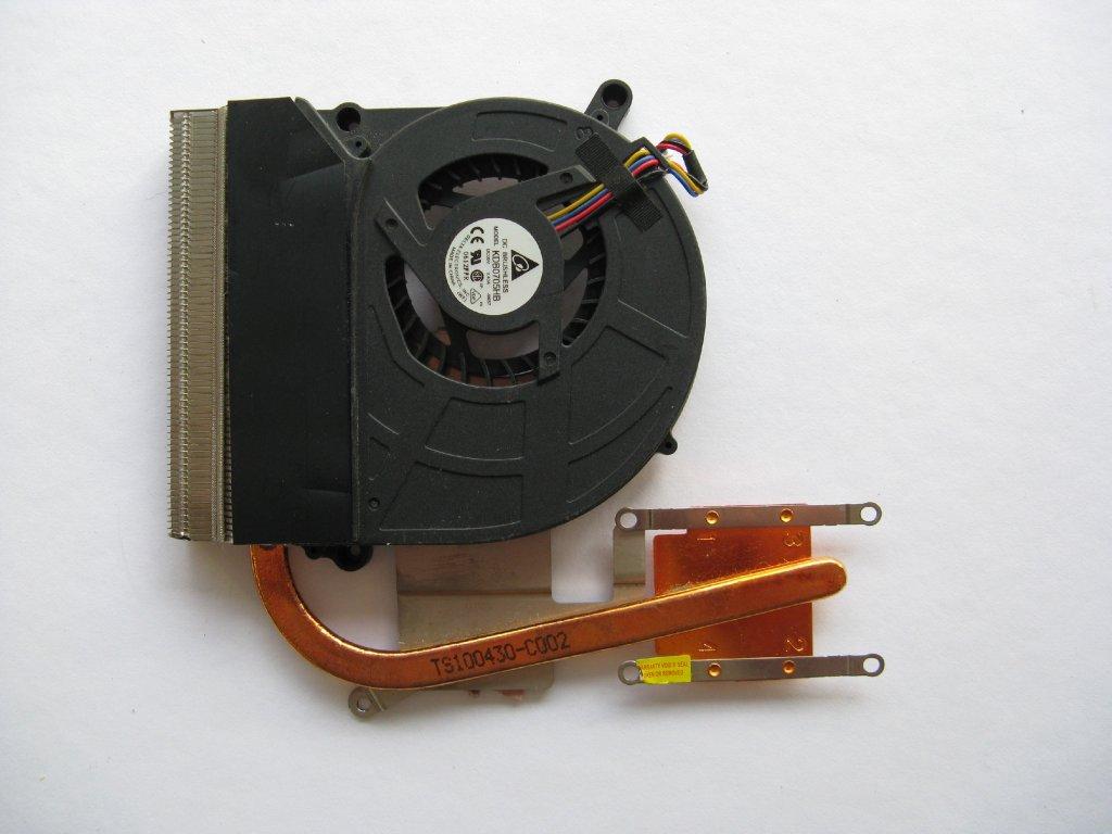 Ventilátor pro Asus X5DI