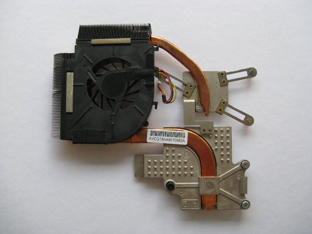 Ventilátor pro HP Pavilion DV5