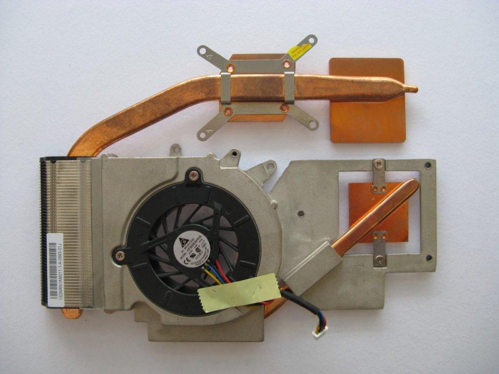 Ventilátor pro Asus M51TR
