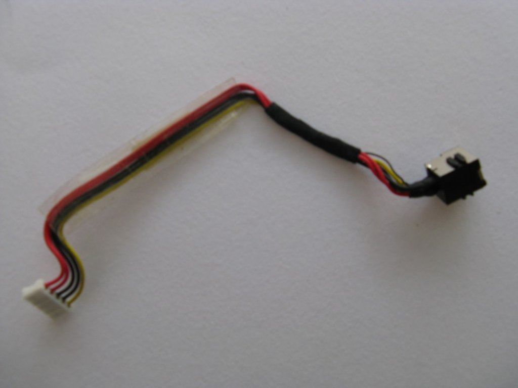 Napájecí konektor pro Toshiba Satellite C855-148, NOVÝ