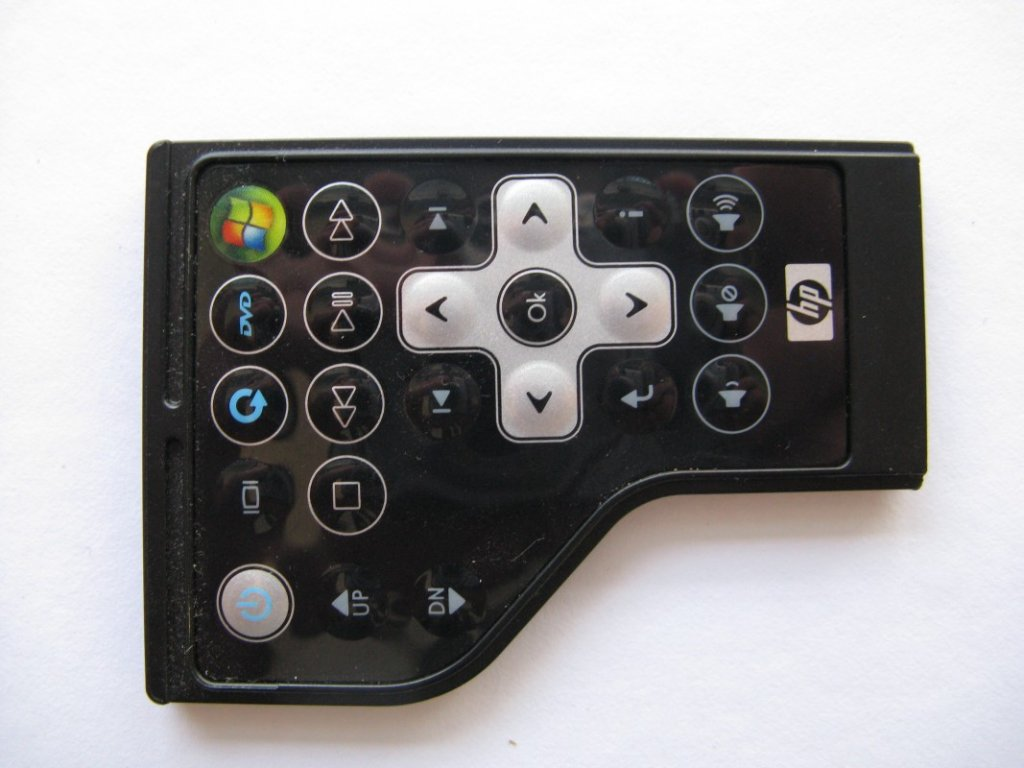Dálkový ovladač pro HP Pavilion DV2000