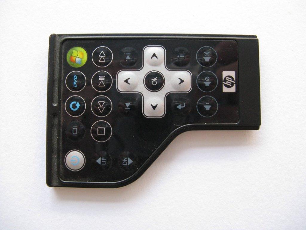 Dálkový ovladač pro HP Pavilion DV9700