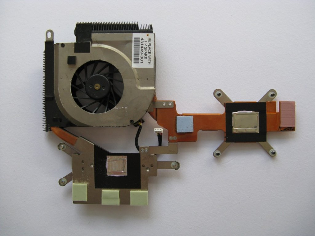 Ventilátor pro HP Pavilion DV6000