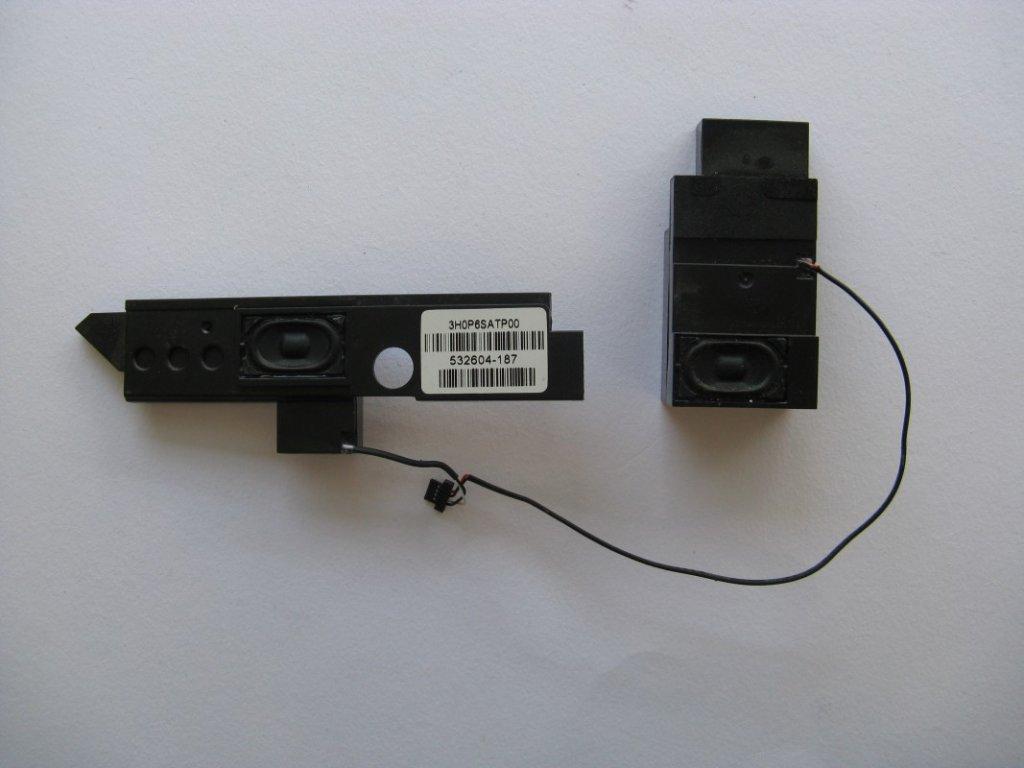 Reproduktory pro HP Compaq Presario CQ61