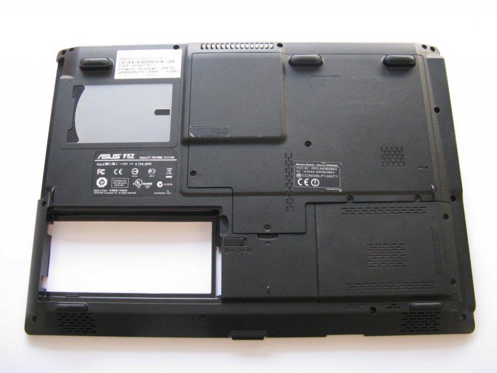 Spodní kryt pro Asus F5Z