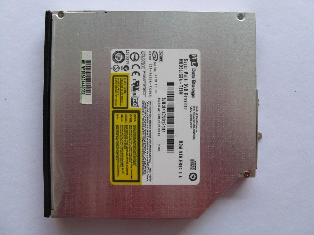 DVD vypalovačka pro Asus X58C