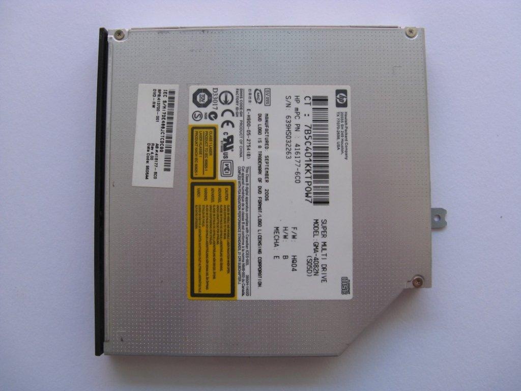 DVD vypalovačka pro Lenovo 3000 N100