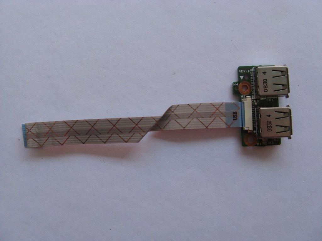 USB konektory pro HP Pavilion DV5-1050EW