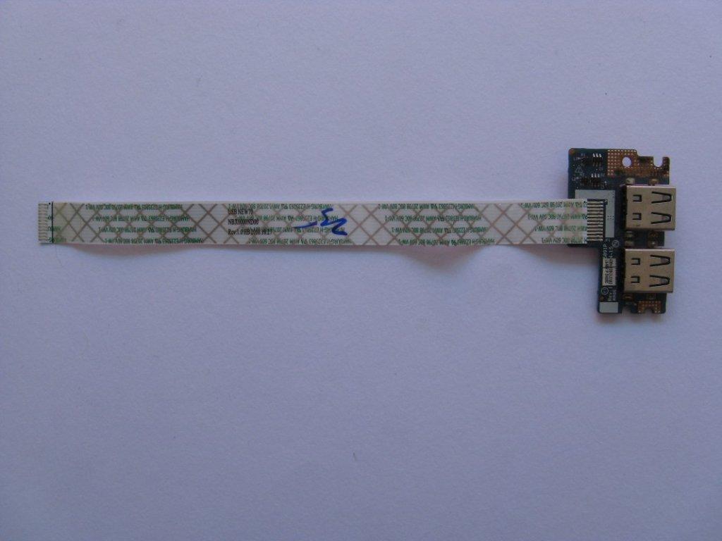 USB konektory pro Acer Aspire 5552G