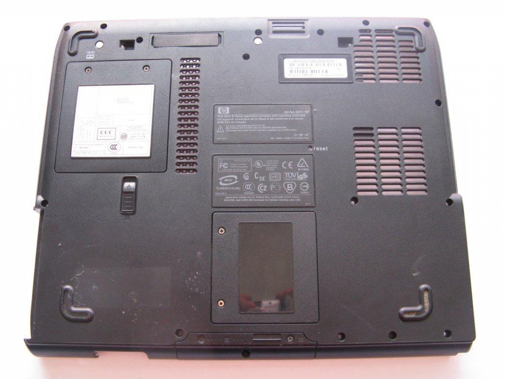Spodní kryt pro HP Compaq NX9010