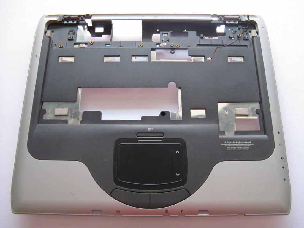 Vrchní kryt pro HP Compaq NX9010