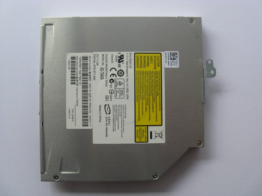 DVD vypalovačka pro Dell Vostro 1310