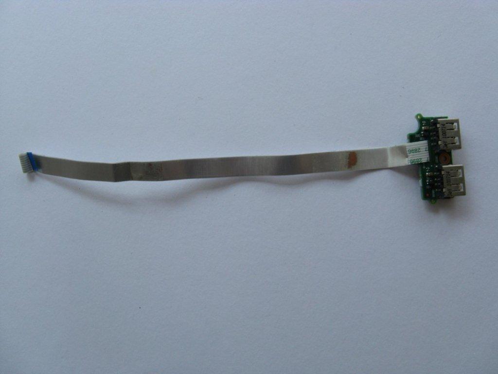USB konektory pro HP 625