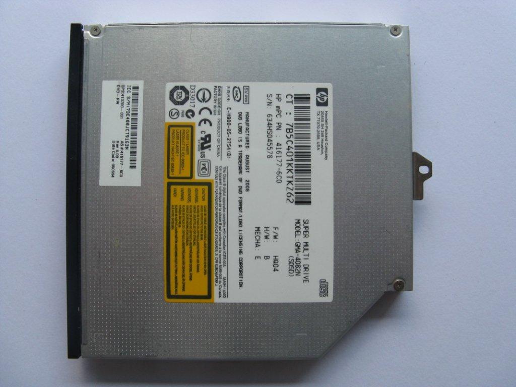 DVD vypalovačka pro Fujitsu Siemens Amilo XA2529