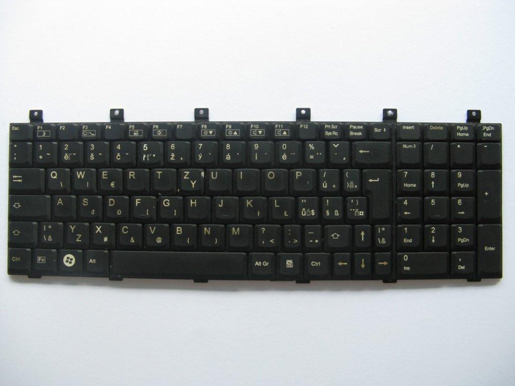 Klávesnice pro Fujitsu Siemens Amilo XA2529