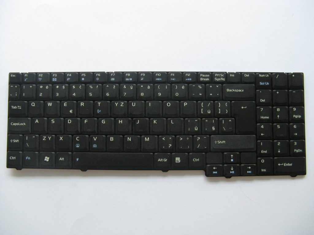 Klávesnice pro Asus M51T