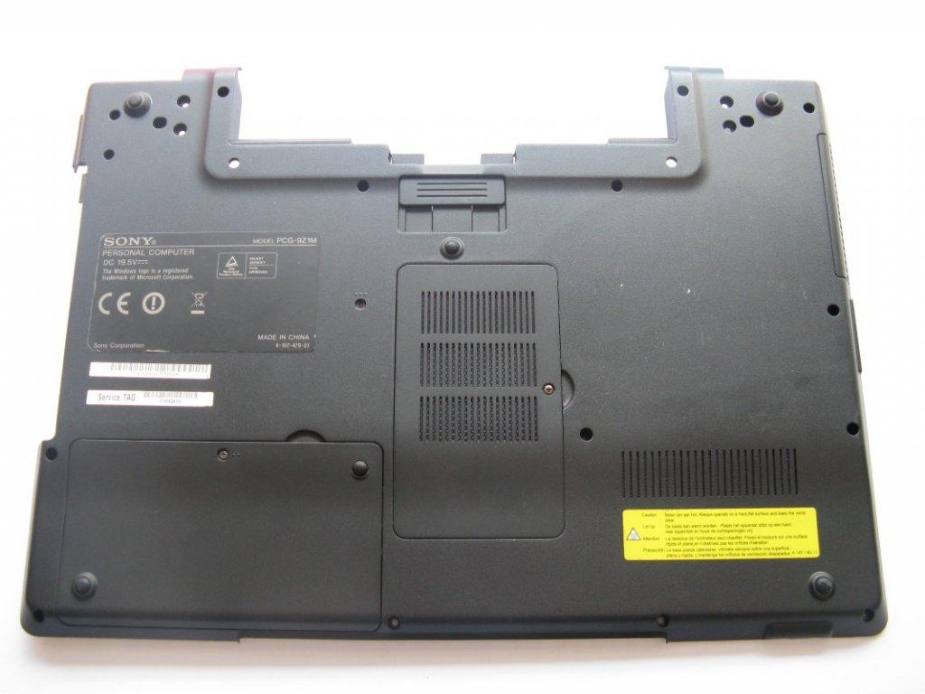 Spodní kryt pro Sony PCG-9Z1M