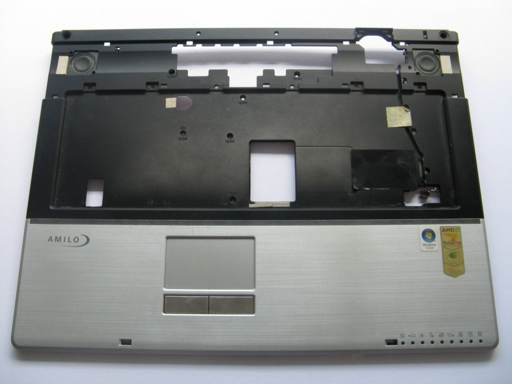 Vrchní kryt pro Fujitsu Siemens Amilo XA2529