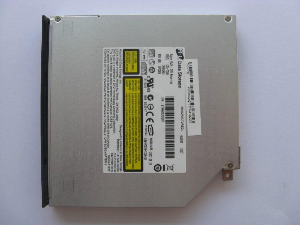 DVD vypalovačka pro Acer TravelMate 5520G