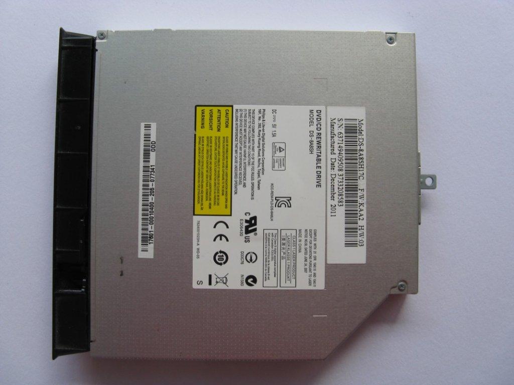 DVD vypalovačka pro Asus X53U