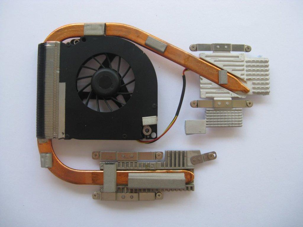 Ventilátor pro Acer TravelMate 5520G