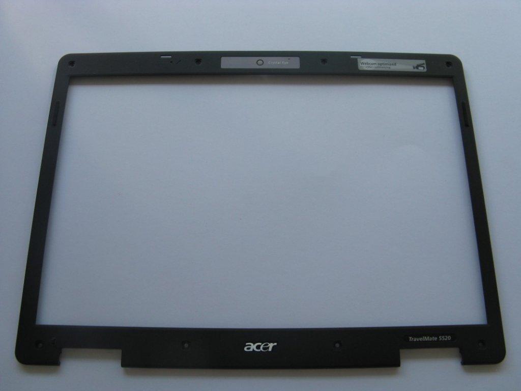 Přední rámeček LCD pro Acer TravelMate 5520G