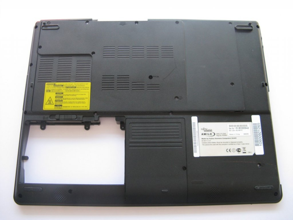 Spodní kryt pro Fujitsu Siemens Amilo Pi2540