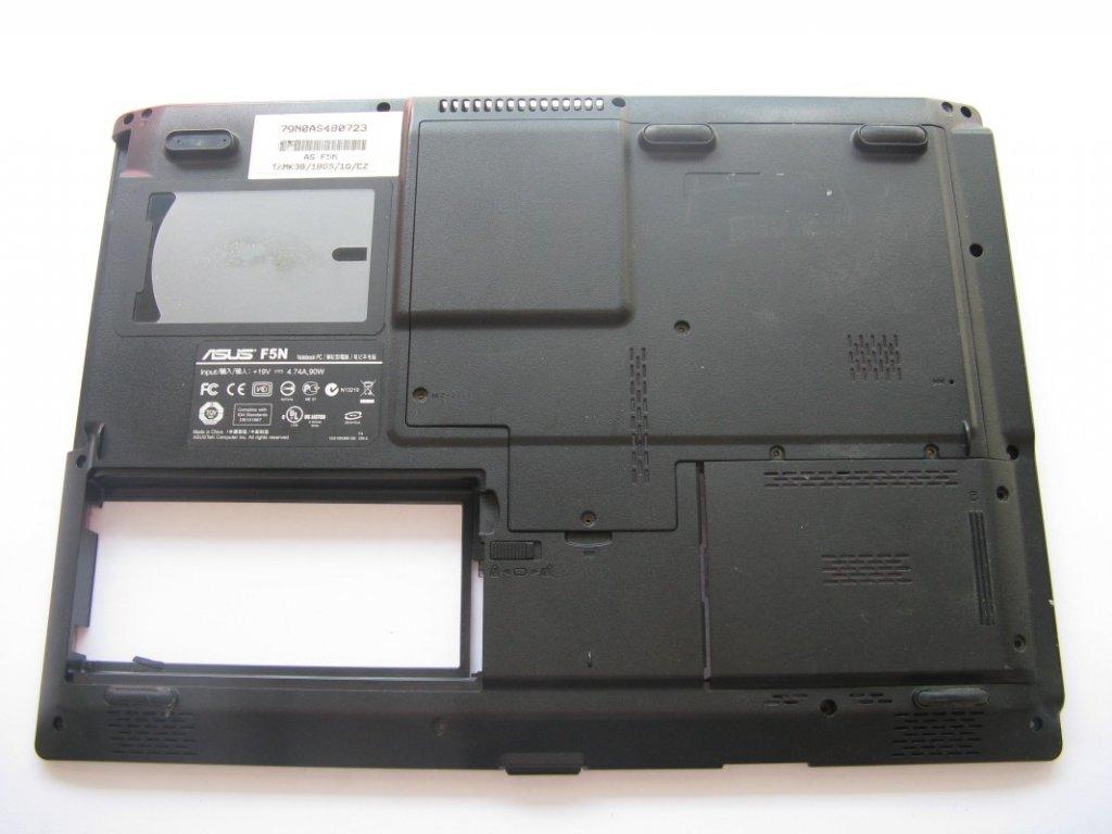 Spodní kryt pro Asus F5N