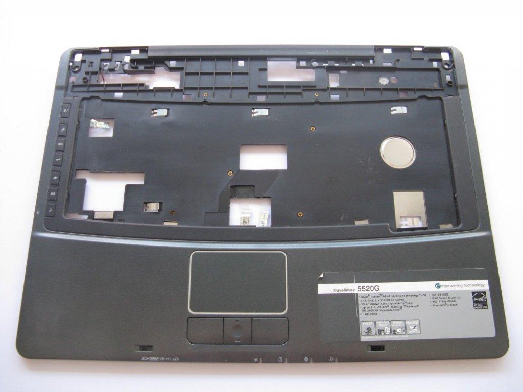 Vrchní kryt pro Acer TravelMate 5520G