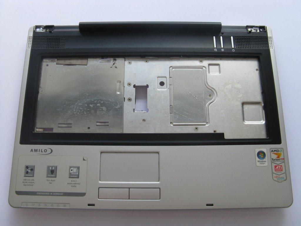 Vrchní kryt pro Fujitsu Siemens Amilo Pa2510