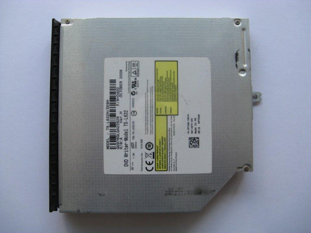 DVD vypalovačka pro DELL PP29L
