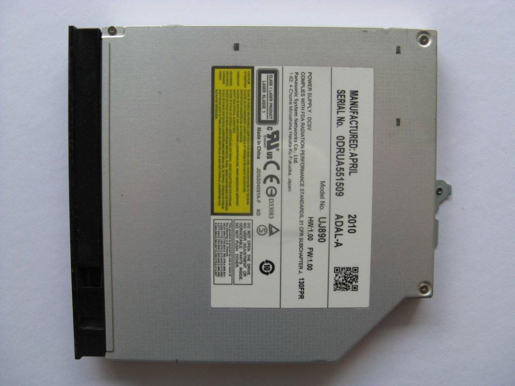 DVD vypalovačka pro Asus K72J