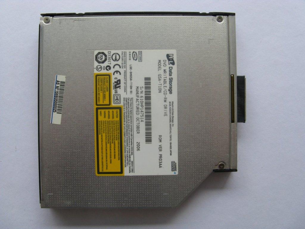 DVD vypalovačka pro Acer TravelMate 292ELCI