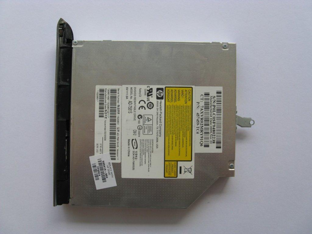 DVD vypalovačka pro HP Pavilion DV6-2055