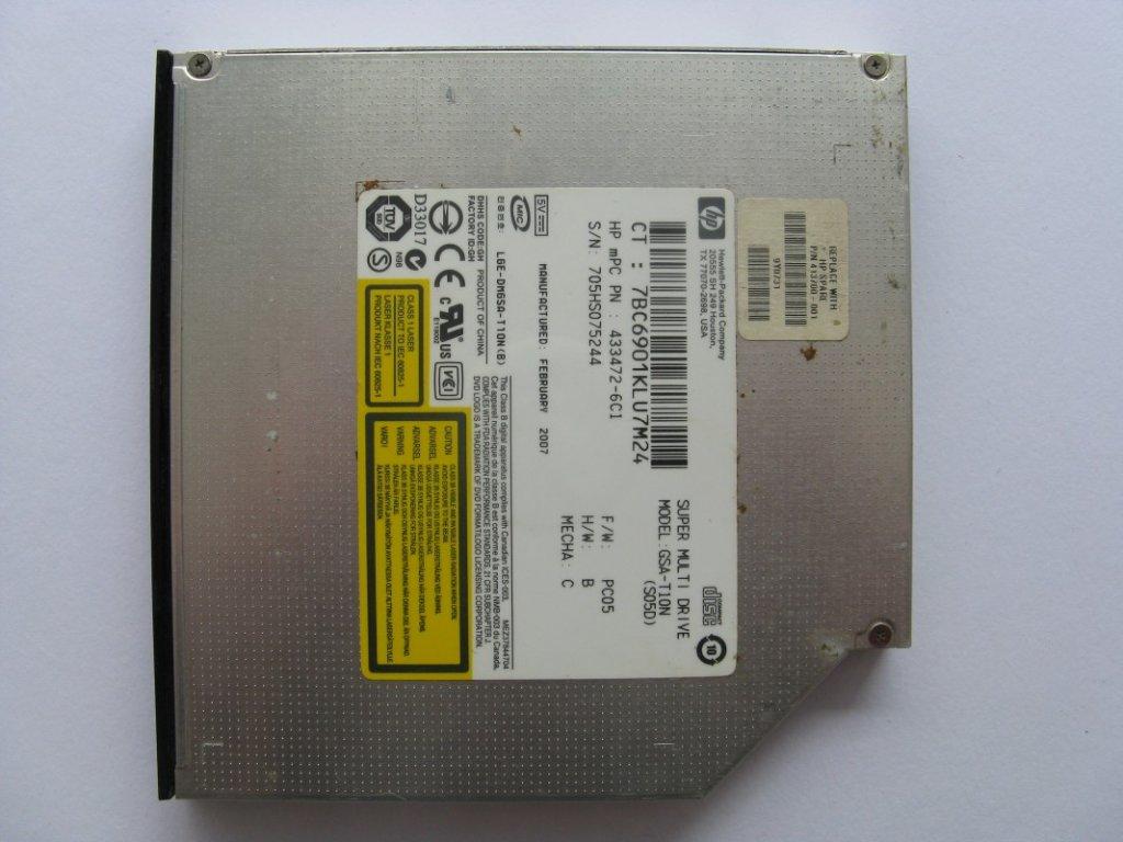 DVD vypalovačka pro Asus F5RL