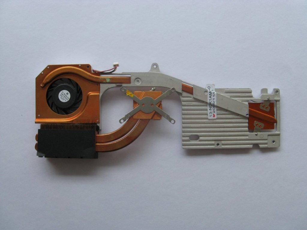 Ventilátor pro Asus A6000