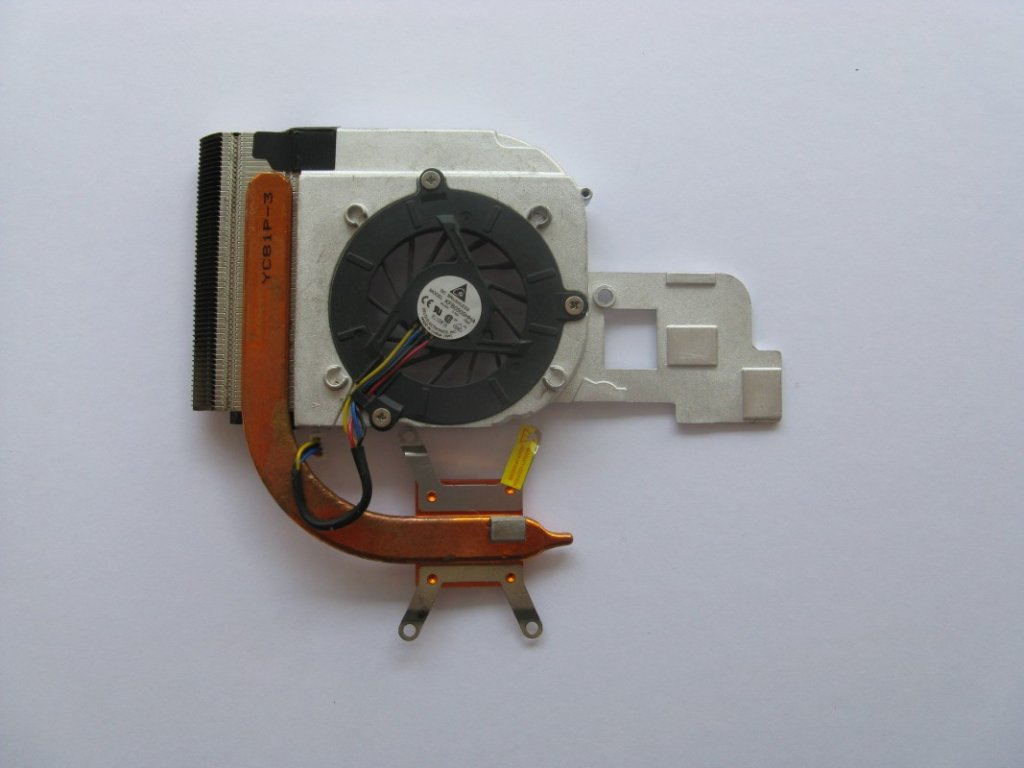 Ventilátor pro Asus X80L
