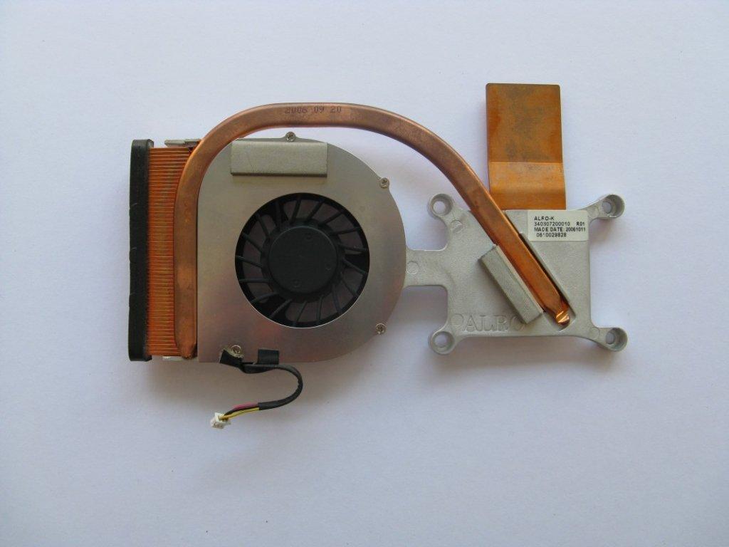 Ventilátor pro Packard Bell Easy Note MV35