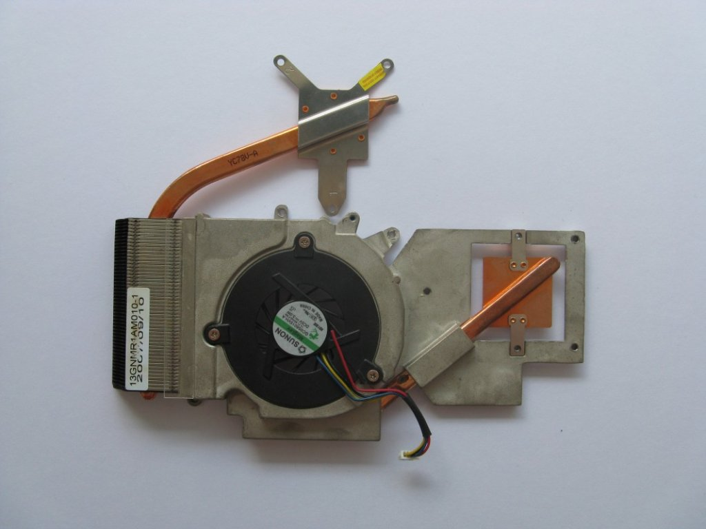 Ventilátor pro Asus F3S