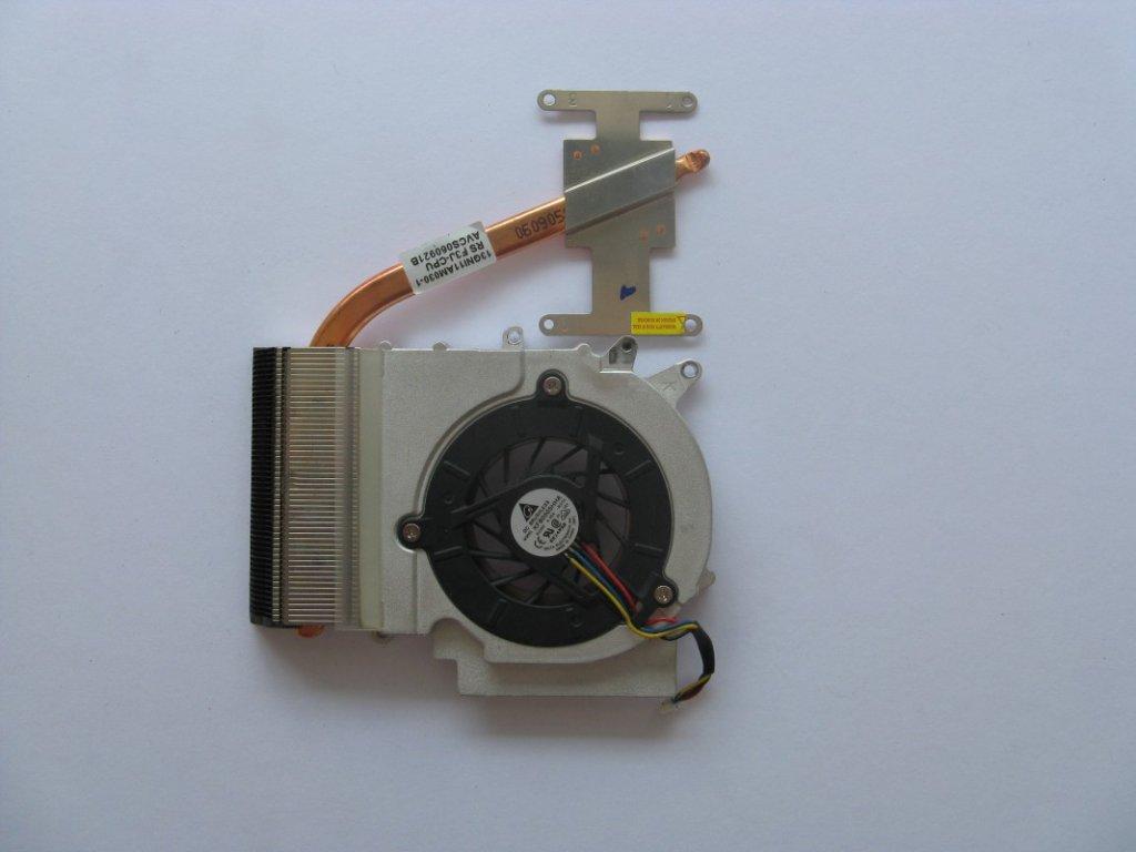 Ventilátor pro Asus F3F