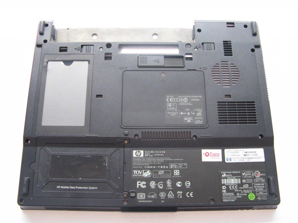 Spodní kryt pro HP CompaQ NC6120