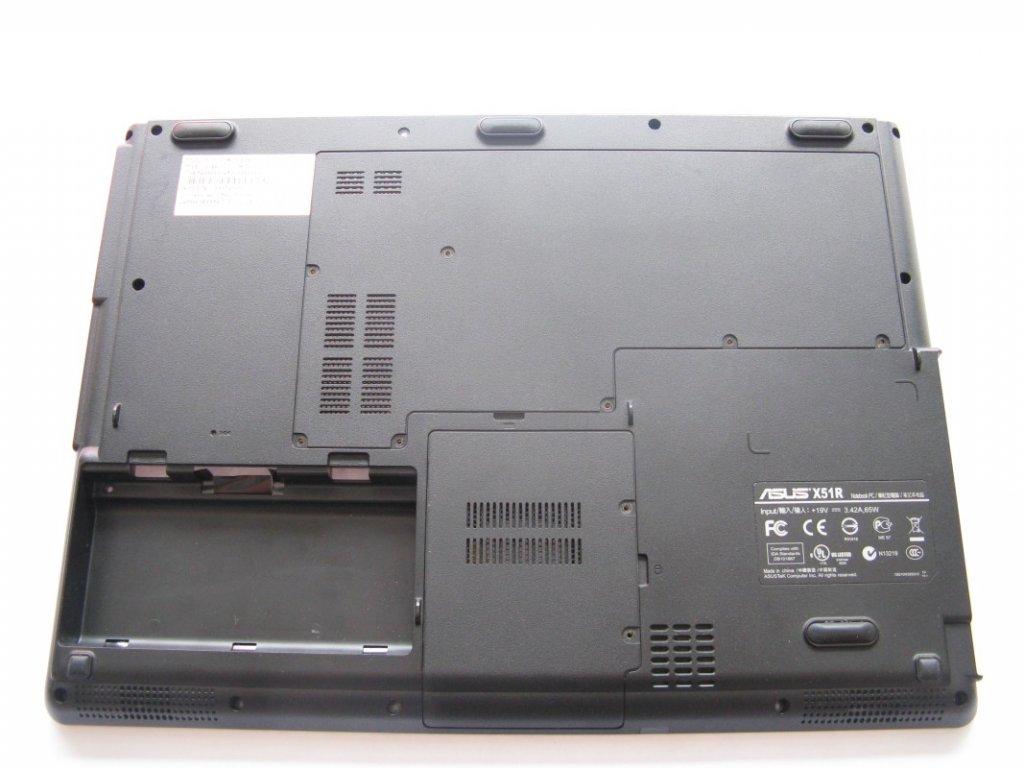 Spodní kryt pro Asus X51R